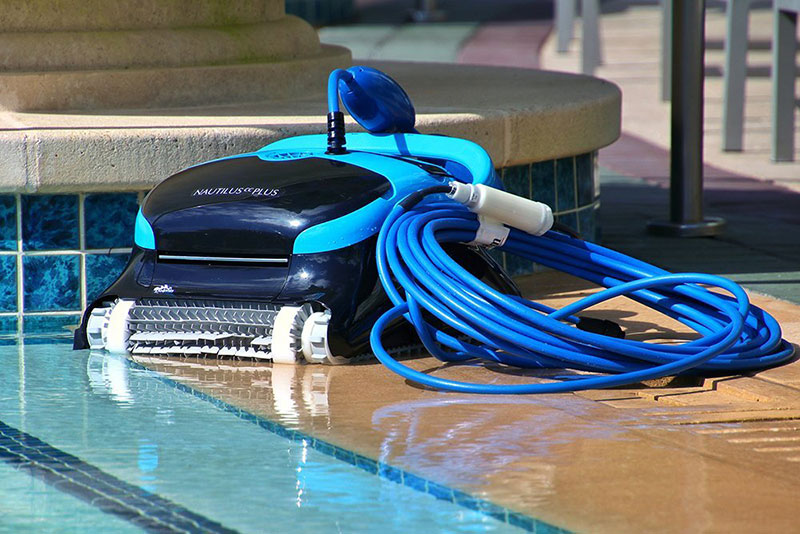 Best Robotic Pool Cleaners Dolphin-Nautilus-Plus-Reviews