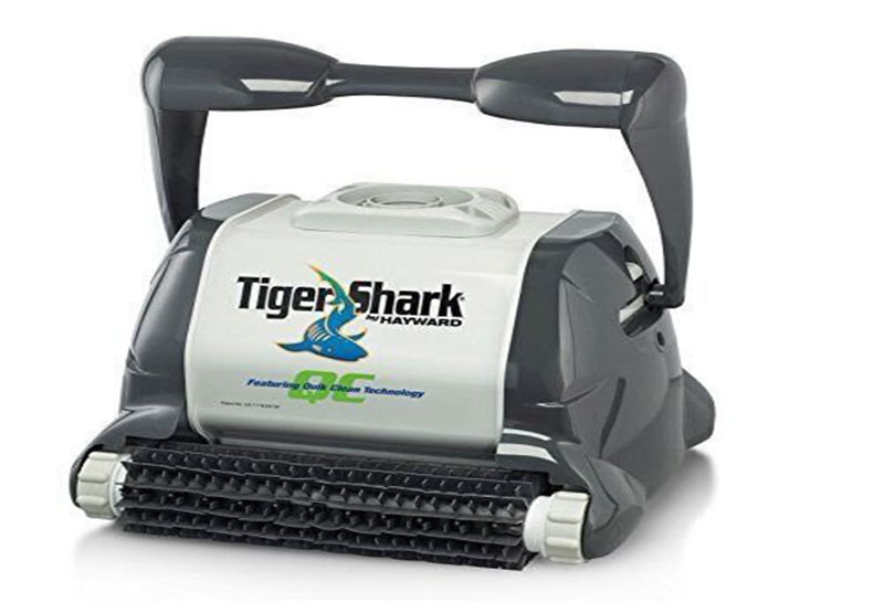 Best Robotic Pool Cleaners Tiger-Shark-Pool-Cleaner-Reviews