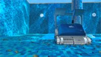 best-robotic-pool-cleaner-reviews-dolphin Robotic Pool Cleaner